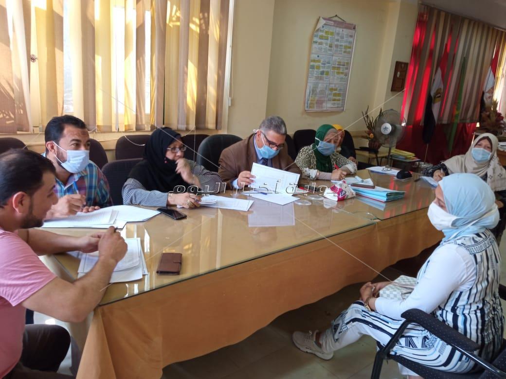 تضامن القليوبية يعقد لجنة لاختيار الهيكل الوظيفي لعدد من مكاتب التأهيل الاجتماعي
