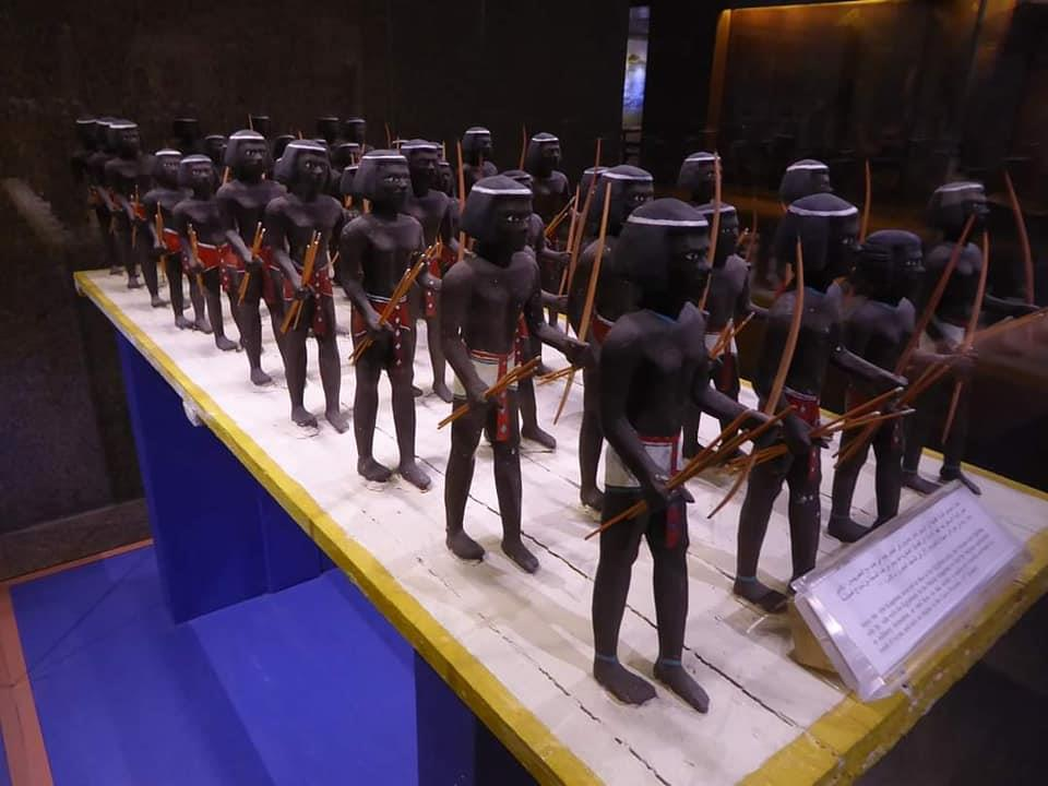 كنوز متحف النوبة بأسوان