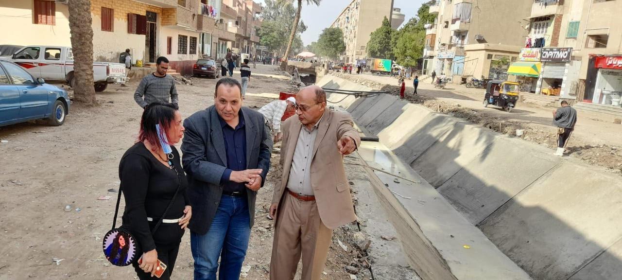مشاهد من تبطين الترع.. مصر تستعيد 5 مليارات متر مكعب مياه مهدرة
