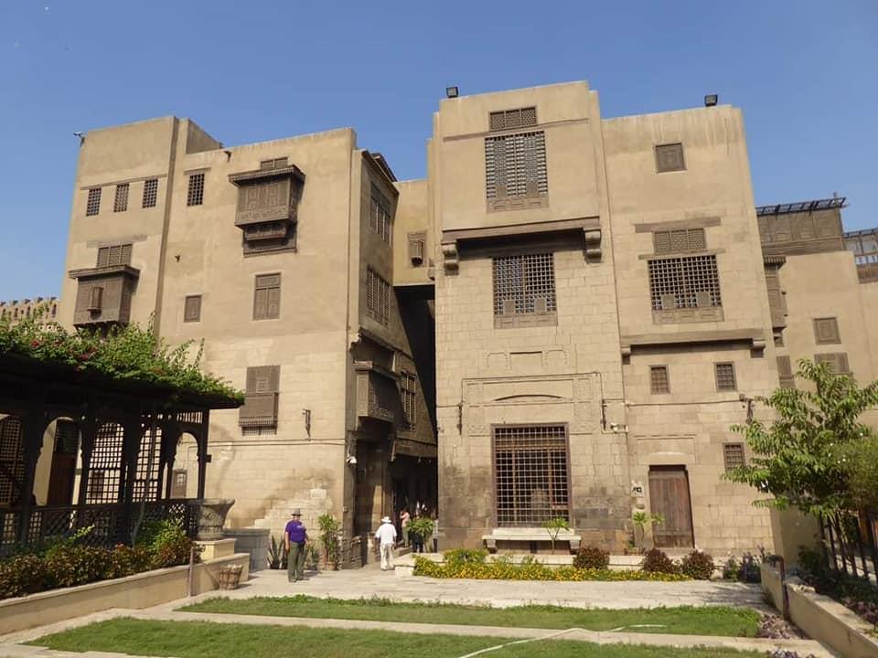 """"""" متحف جاير أندرسون """" تحفة معمارية إسلامية عمرها 400 عام في القاهرة"""