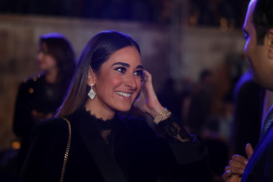 أمينة خليل واسر ياسين يشاركون احتفالية صندوق تحيا مصر بتسجيل رقم قياسي