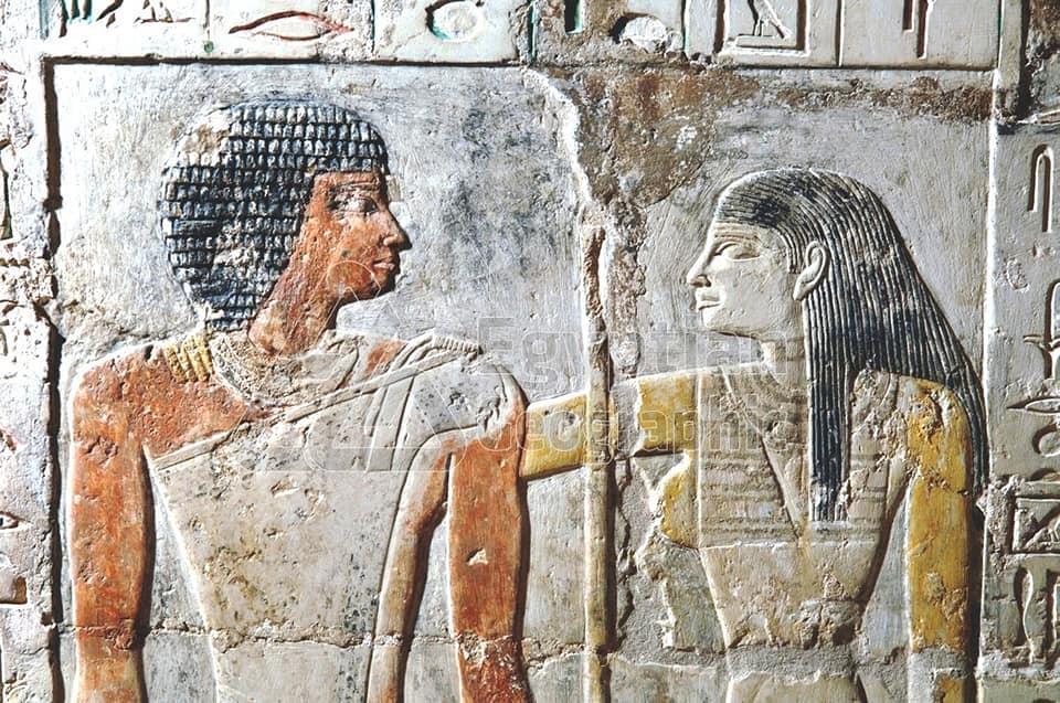 """"""" الحب والغرام """" في زمن أجدادنا القدماء"""