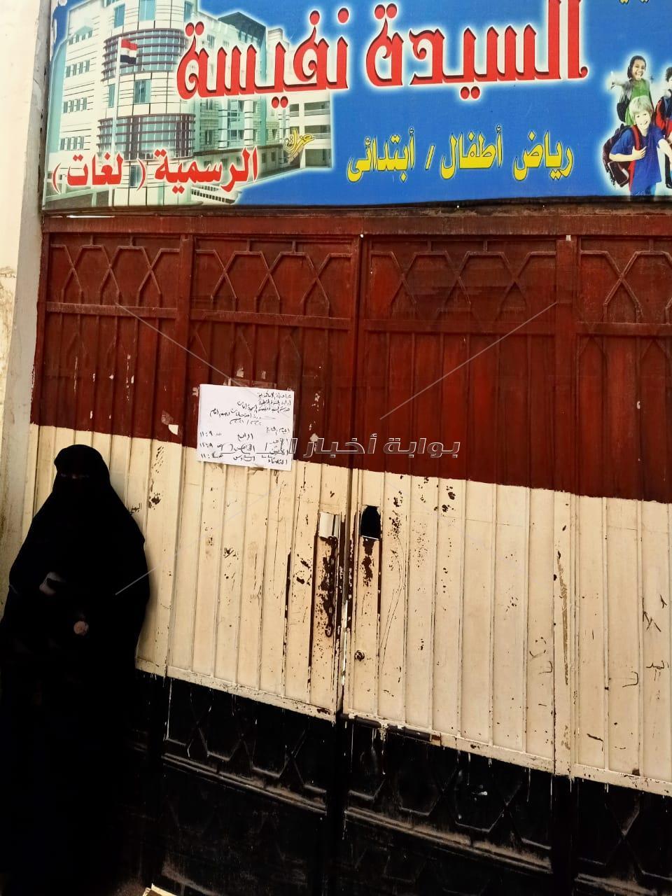 لا شكاوى.. وكيل وزارة التعليم بالإسكندرية يتفقد لجان الامتحانات