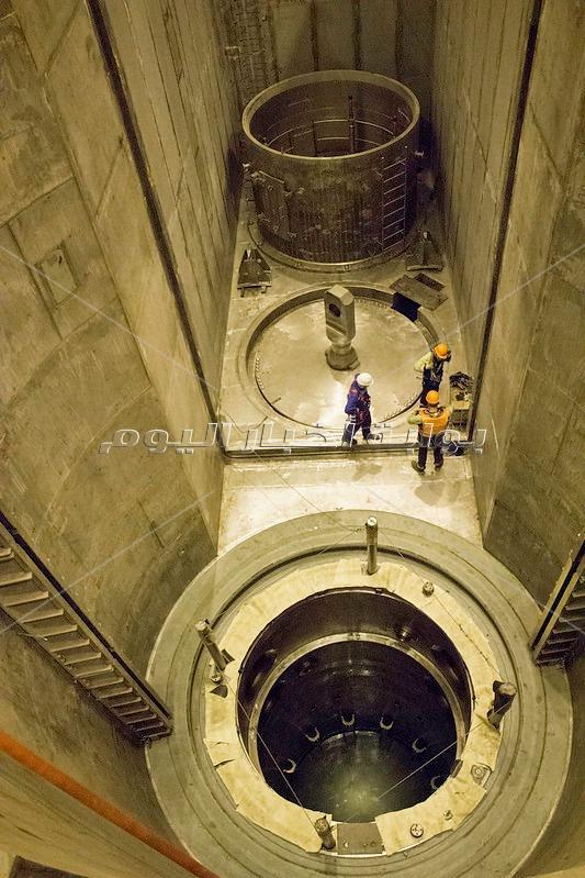 """مثيلة الضبعة النووية """"لينينجراد"""" تنتج حوالي 5مليارات كيلو وات ساعة"""