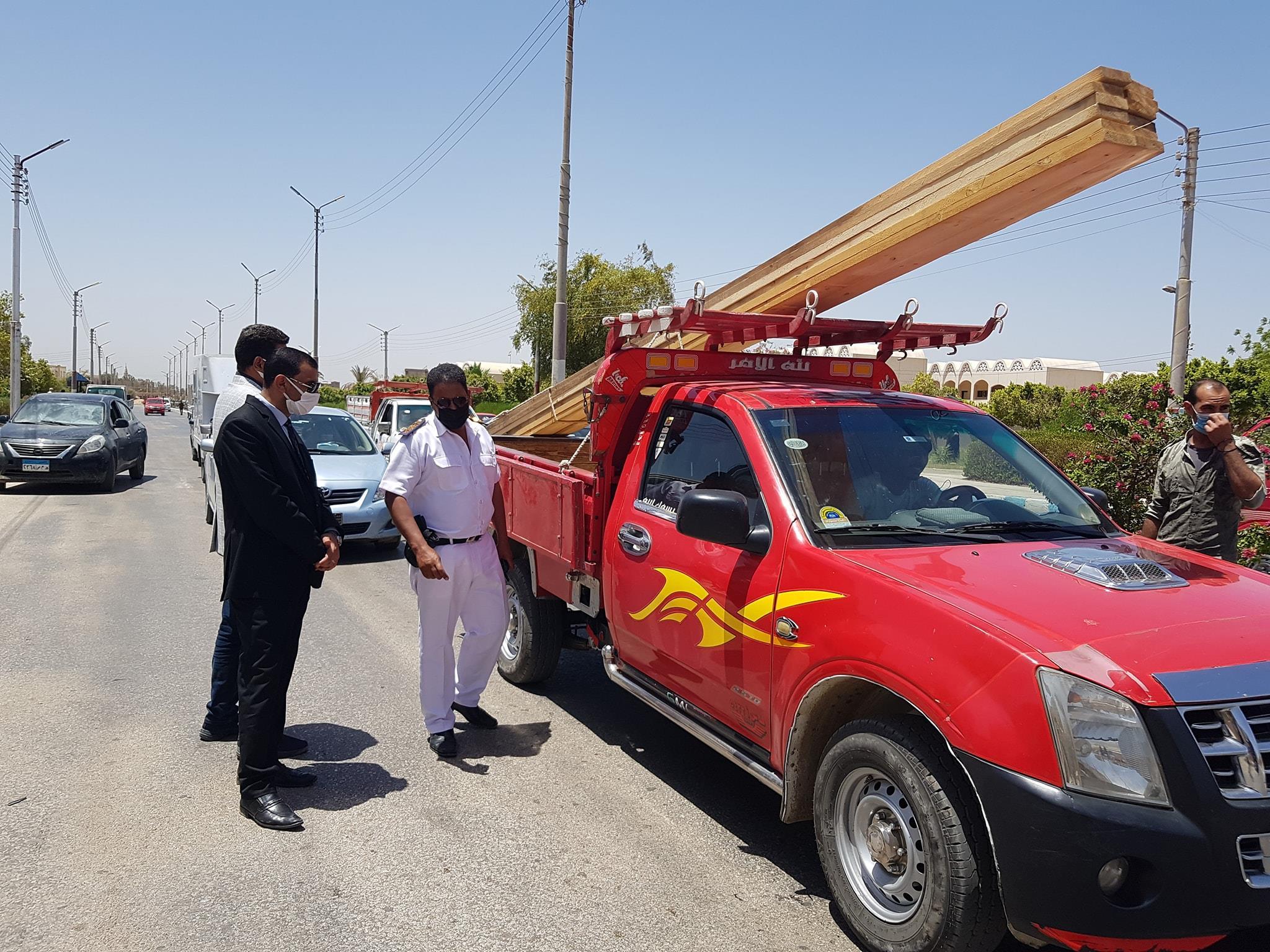 إعدام ومصادرة 333 شيشة وغلق 10 مقاهي