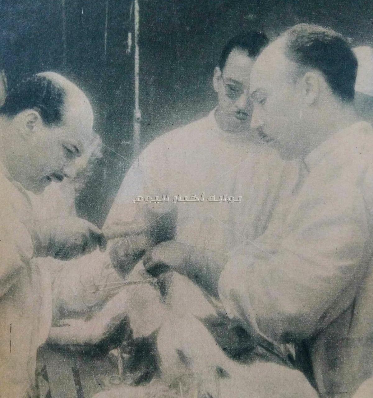 أول عملية جراحية بالقلب في الشرق الأوسط