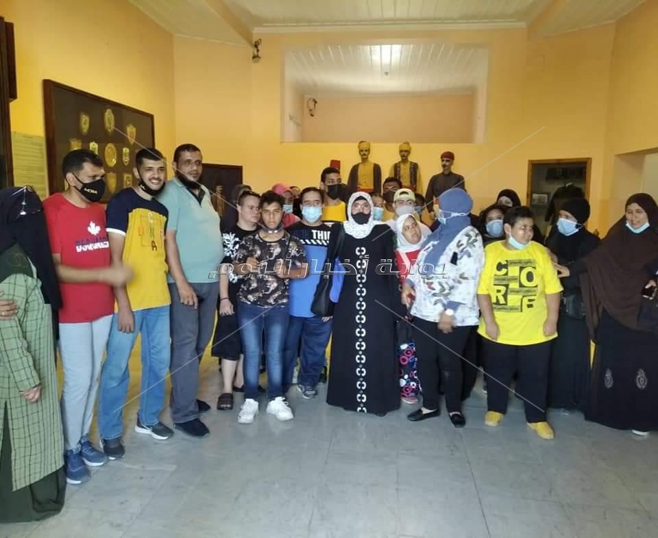 متحف الشرطة ينظم احتفالية لاصحاب الهمم