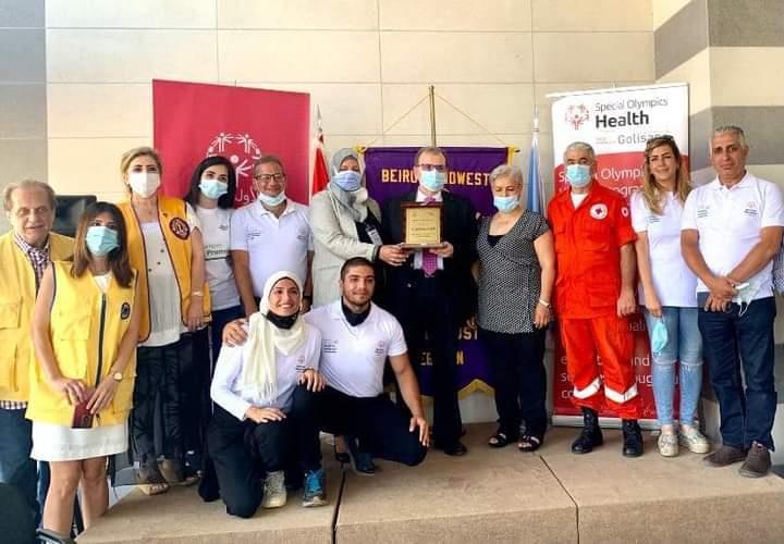 الأولمبياد الخاص اللبناني: لجنة كورونا لبرنامج المجتمعات الصحية
