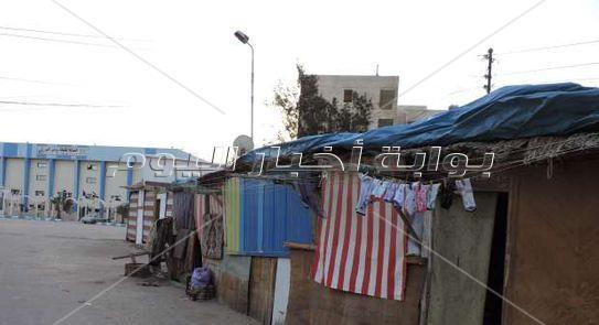 قرية الصيادين من العشوائية لمنطقة سكنية متميزة على نيل راس البر