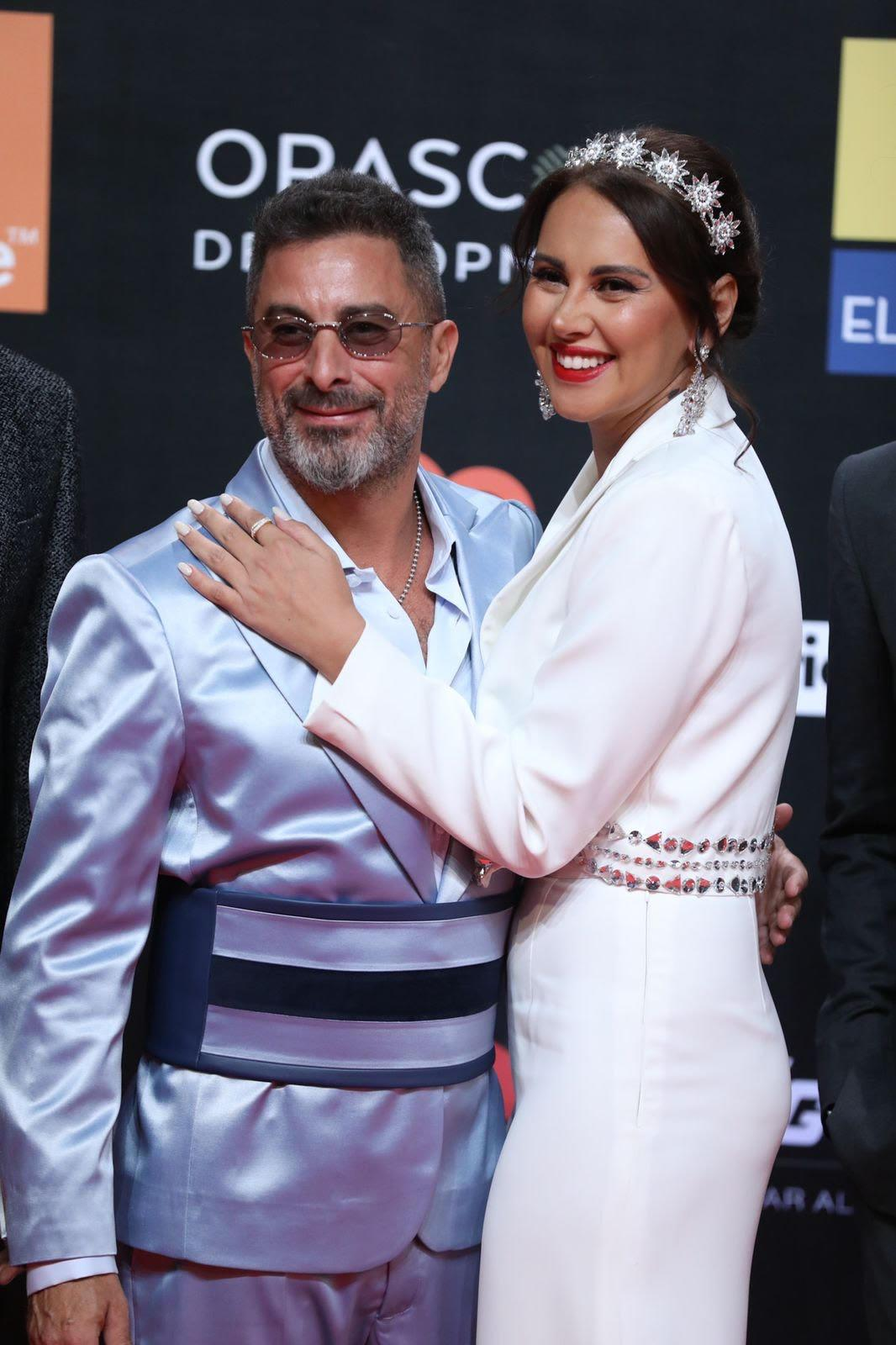 ياسمين رئيس في العرض العالمي الأول لفيلمها قمر 14 بمهرجان   الجونة