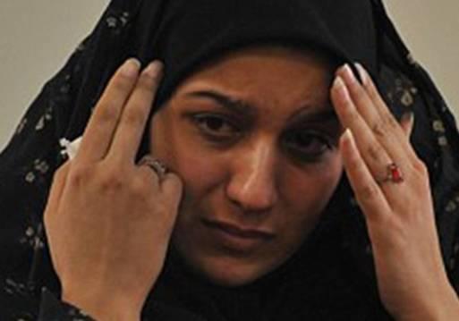 فيديو الآن شاهد صور و قصة الإيرانية ريحانة جبارى التى أعدمت شنقا اليوم