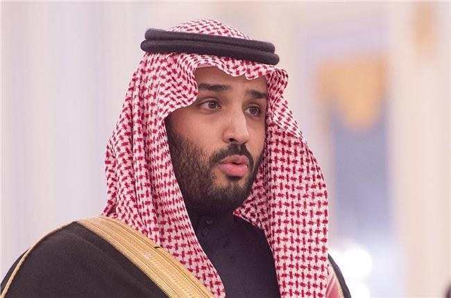 أساقفة في استقبال ولي العهد السعودي بكاتدرائية العباسية بوابة