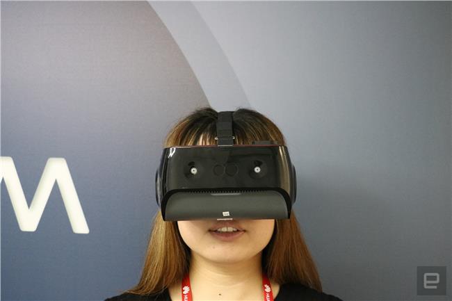 014659b34 فيديو وصور| «كوالكوم» تضيف تكنولوجيا جديدة لنظارة «الواقع الافتراضي ...