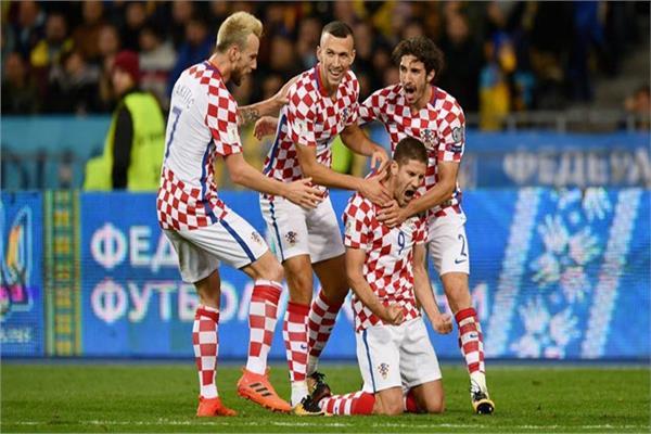 نتيجة بحث الصور عن منتخب كرواتيا