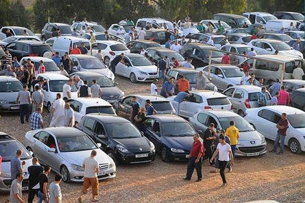 ننشر أسعار السيارات المستعملة في سوق الجمعة بوابة أخبار اليوم