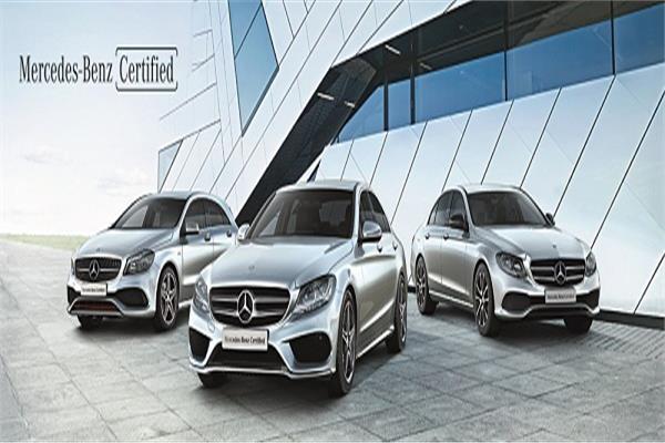 مرسيدس بنز إيجيبت تطلق برنامجا لبيع وشراء السيارات المستعملة بوابة