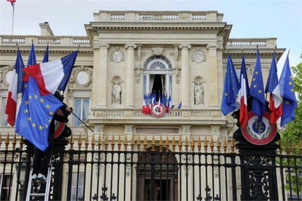 نتيجة بحث الصور عن فرنسا الخارجية