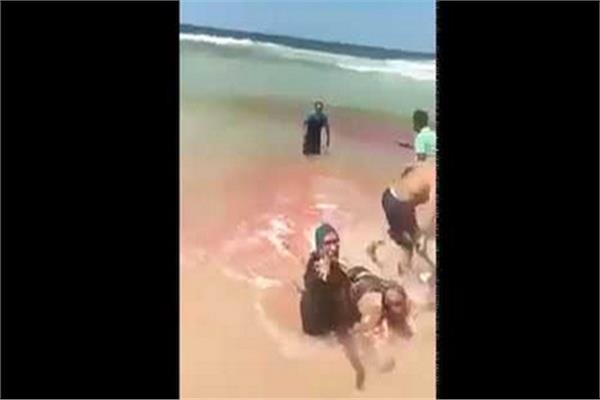 dcfc1f075 فيديو| تفاصيل جديدة حول واقعة ذبح زوج على أحد شواطئ الإسكندرية ...