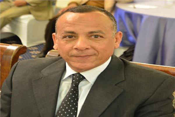 مصطفى وزيري الامين العام للمجلس الأعلى للاثار