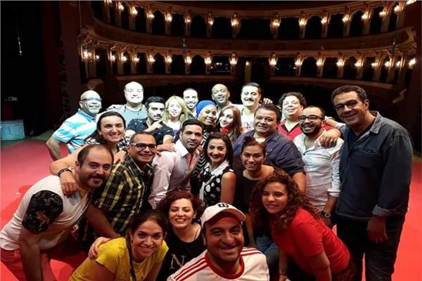 7b193df52a172 قهوة سادة» يعود في مهرجان القاهرة الدولي للمسرح التجريبي