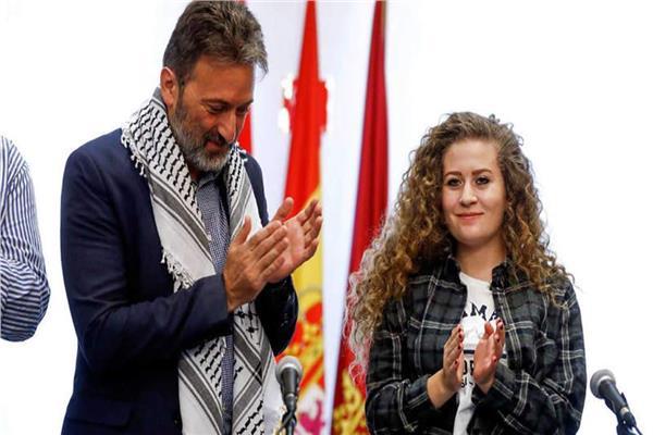 نتيجة بحث الصور عن عهد التميمي ريال مدريد
