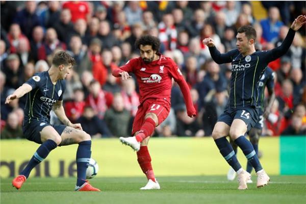 التعادل السلبي يحسم الشوط الأول بين ليفربول ومانشستر سيتي ...