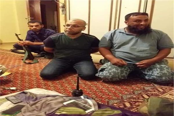 سقوط حارس «هشام عشماوي» في قبضة الجيش الليبي