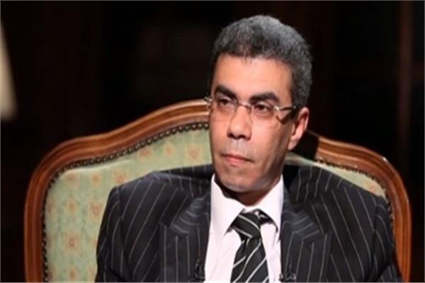 الكاتب الصحفي - ياسر رزق