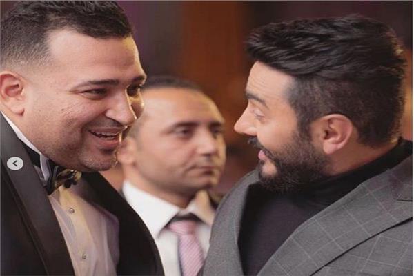 نتيجة بحث الصور عن تامر حسين وتامر حسني