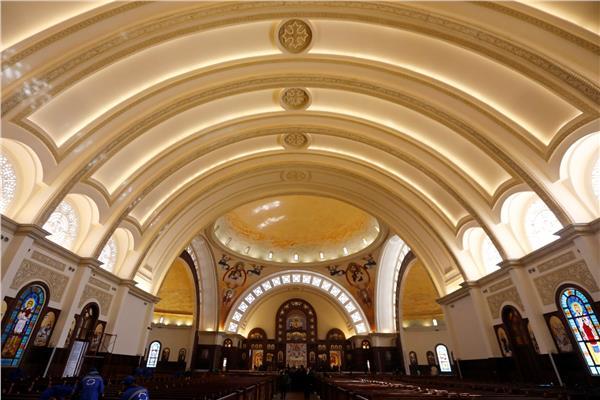 3ffefafeb34e9 افتتاح مسجد وكاتدرائية رسالة للعالم بأن مصر بلد الوحدة الوطنية ...