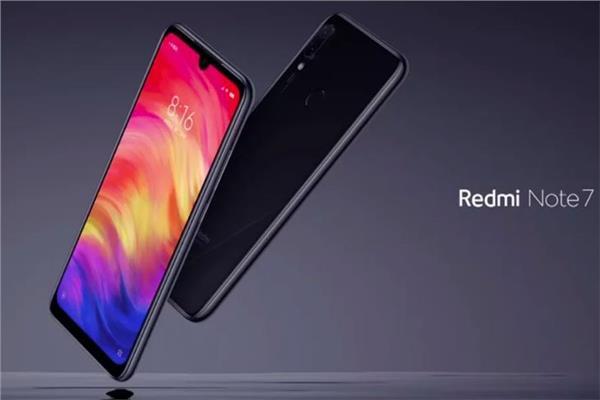 aee7b8a26 سعر ومواصفات هاتف «Redmi Note 7» الجديد من شاومي | بوابة أخبار اليوم ...