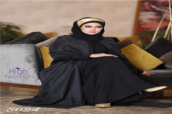 0ac2f5231513c مصممة الأزياء ساجدة توفيق تقدم عبايات عصرية للمحجبات