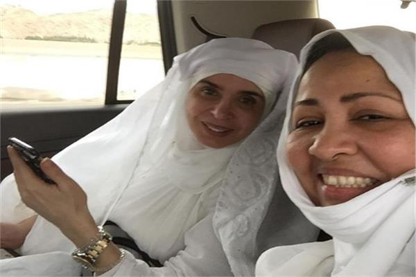 a2e19fee6 دينا تؤدي مناسك «العمرة»   بوابة أخبار اليوم الإلكترونية