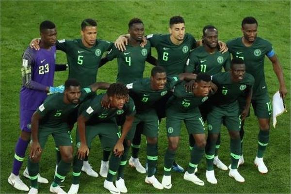 أمم أفريقيا 2019 منتخب نيجيريا لكرة القدم النسور الخضراء