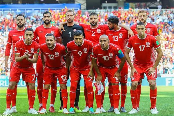 Image result for ‫مران منتخب تونس  2019‬‎