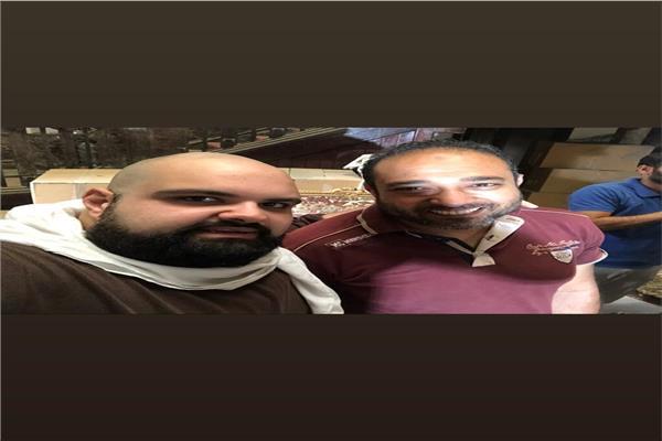 caa1d312e مصطفى شعبان يؤجل سفره إلى السعودية لأداء العمرة   بوابة أخبار اليوم ...