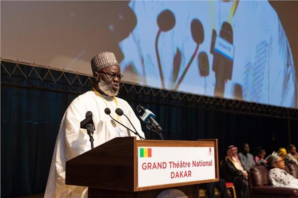 نتيجة بحث الصور عن اختتام المؤتمر الدولي  بداكار