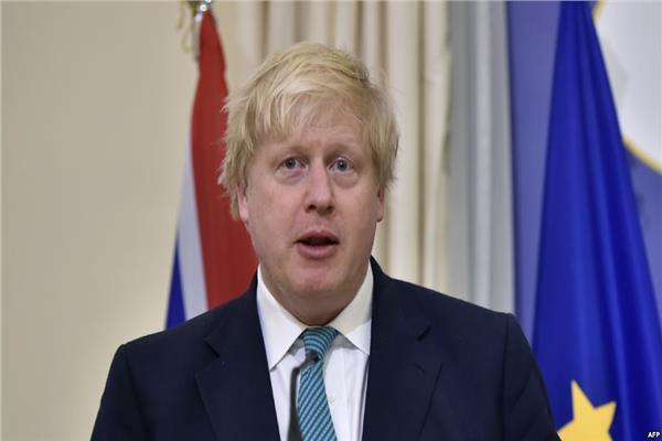 جونسون: مغادرة بريطانيا من الاتحاد الأوروبي أكتوبر المقبل