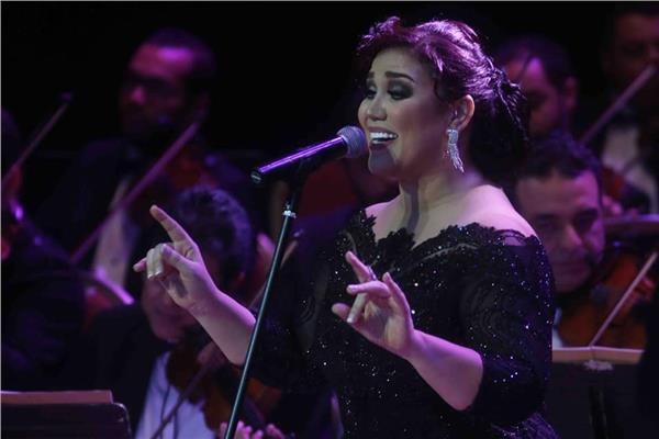 مي فاروق في سهرة طرب بأوبرا الإسكندرية بوابة أخبار اليوم الإلكترونية