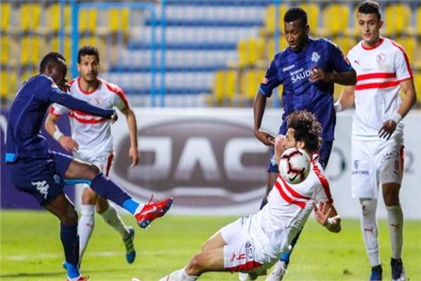 نهائي كأس مصر موعد مباراة الزمالك وبيراميدز والقنوات الناقلة