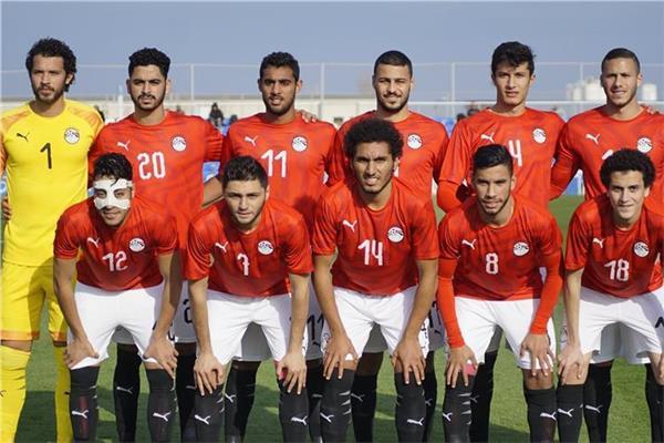 موعد مباراة منتخب مصر الأولمبي أمام السعودية والقنوات