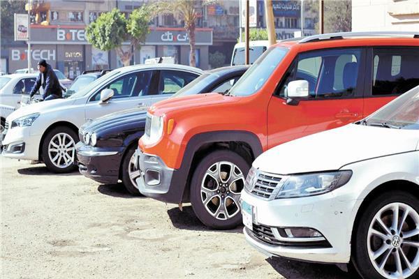سوق السيارات ينتظر الفرج بوابة أخبار اليوم الإلكترونية