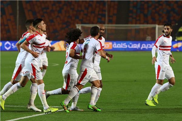 بث مباشر مباراة الزمالك وحرس الحدود بالدوري المصري بوابة أخبار