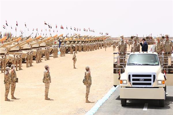 قائد المنطقة الغربية العسكرية: قواتنا في أعلى درجات الاستعداد ...