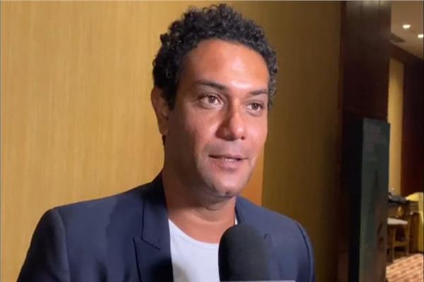 آسر ياسين إقامة مهرجان الجونة إصرار في محله بوابة أخبار اليوم الإلكترونية