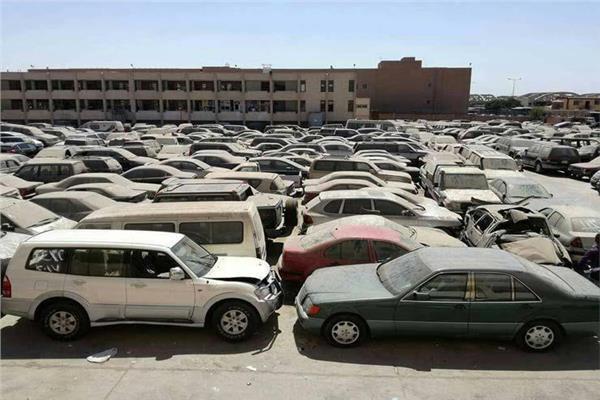 مزاد سيارات بورسعيد