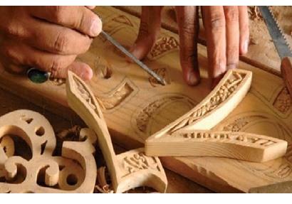 الحرف اليدوية تشارك بمعرض من فات قديمة تاه الجمعة القادم