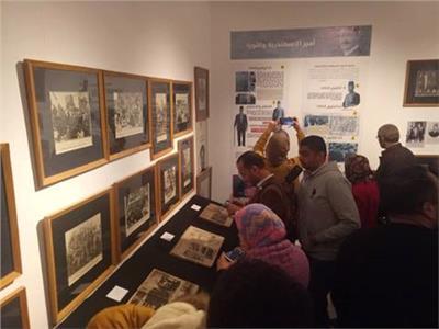 نتيجة بحث الصور عن مقتنيات نادرة لـ«سعد زغلول» تظهر لأول مرة بمتحف الفنون الجميلة بالإسكندرية
